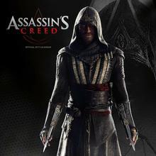 Danilo Assassins Creed - oficjalny kalendarz 2017