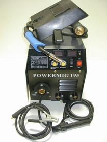 Boxer POWERMIG 195