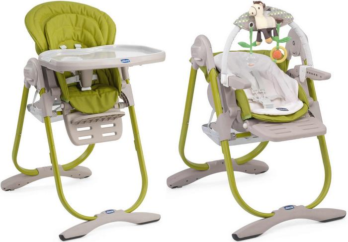Chicco Polly Magic 3w1 zielone