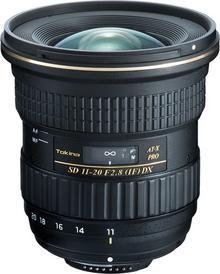 Tokina 11-20mm f/2.8 AT-X PRO DX Nikon
