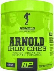 Muscle Pharm Arnold Schwarzenegger Series Iron Cre3 123g