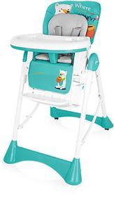 Baby Design krzesło PEPE 05 TURQUOISE 37492