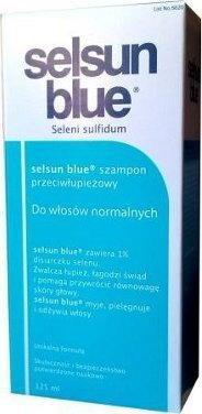 Selsun Blue Szampon przeciwłupieżowy do włosów normalnych 200ml