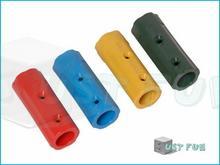 Just Fun Plastikowy łącznik do liny zbrojonej 16 mm z gwintem - czerwony