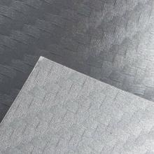 Karton ozdobny Batik Galeria Papieru, srebrny, format A4 opakowanie 20