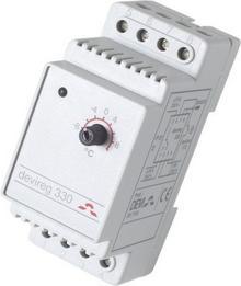 Termostat Devireg 330 (-10°C10°C)
