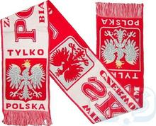SZPOL07: Polska - Szalik