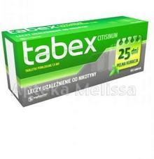 SOPHARMA WARSZAWA SP. Z O.O. TABEX 1,5 mg 100 tabl.