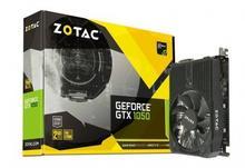 ZOTAC GeForce GTX 1050 Mini 2GB