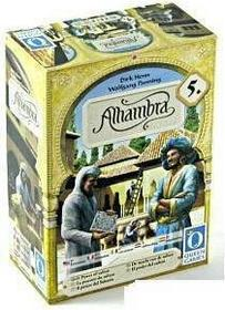 Queen Games Alhambraładza sułtana 101890