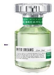 Benetton United Dreams Live Free woda toaletowa 80ml