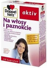 Queisser Pharma Doppelherz Aktiv Na Włosy i Paznokcie 30 szt.
