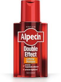 Alpecin Double Effect Szampon przeciwłupieżowy oraz przeciw wypadaniu włosów 200