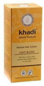 Khadi Henna do włosów jasny blond 100g