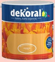 Dekoral Farba lateksowa Akrylit W jesienna mgła 2.5L - Farba Lateksowa A