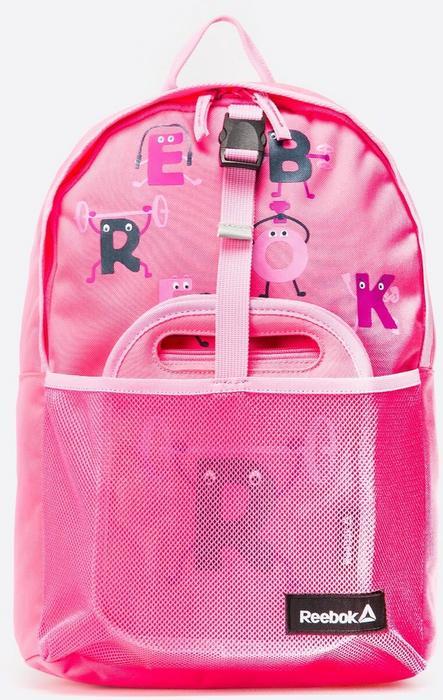 c2b4f566b18e8 Reebok Plecak Kids u Lunch różowy AJ6499 - Ceny i opinie na Skapiec.pl