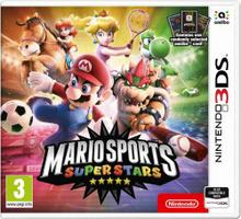 Mario Sports Superstars + amiibo card 1pc 2DS/3DS