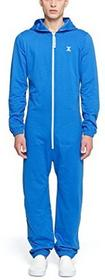 Onepiece Kombinezon Jumpsuit Mono, unisex, kolor: niebieski, rozmiar: 40 (rozmiar producenta: L)