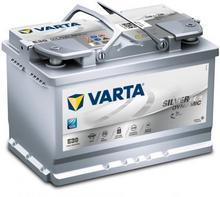 Varta Silver Dynamic AGM E39 12V 70 Ah / 760 A P+