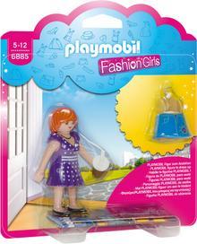 Playmobil Fashion Girls Miasto 6885