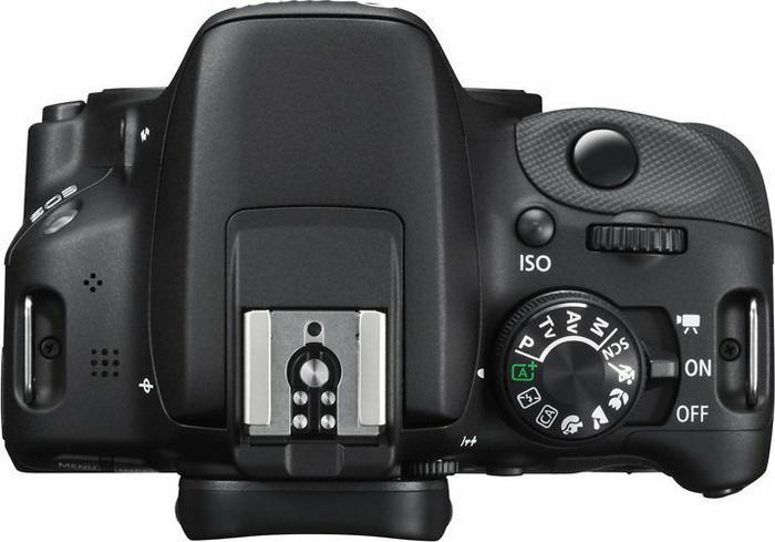 Canon EOS 100D + 18-55 STM kit