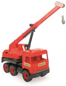 Wader Middle Truck dźwig czerwony