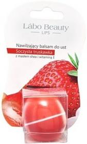 :LABO BEAUTY: LABO BEAUTY Labo Beauty Lips 7g nawilżający balsam do ust [U] TRUSKAWKA 17859-uniw