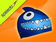 Speedo Czepek dla dzieci Sea Squad Character 8087690000_BLUE