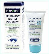Flos-Lek Delikatny krem pod oczy do skóry wrażliwej 30ml