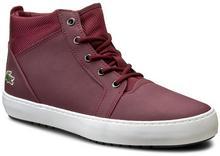 42df7e508 -27% Lacoste Sneakersy Ampthill Chukka 416 1 Spw 7-32SPW01541V9 Burg  materiał/-materiał,