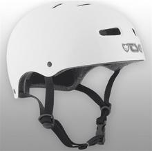 TSG kask - skate/bmx injected color injected white (157) rozmiar: S/M