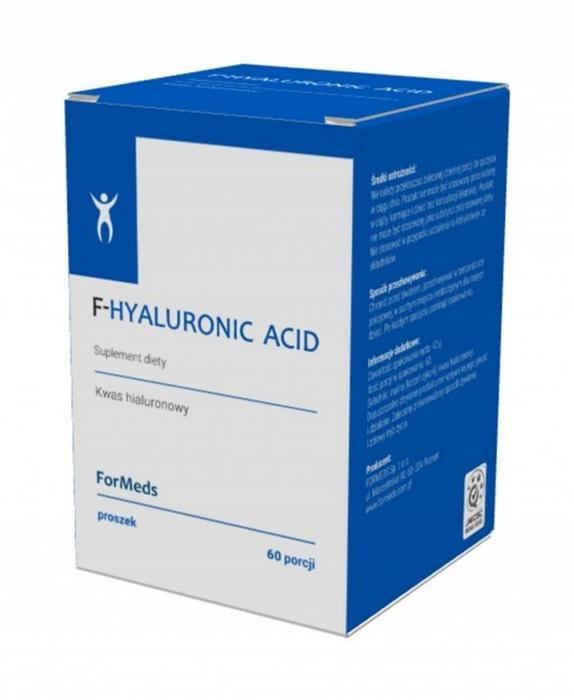 ForMEDS Kwas hialuronowy F-HYALURONIC ACID 60 porcji 346