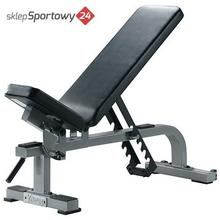 York FLAT TO INCLINE BENCH SILVER 55027