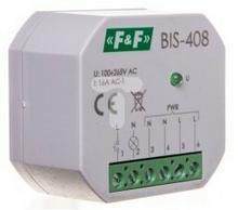 F&F Przekaźnik bistabilny 1Z 16A 230V AC BIS-408 F&F 0004-00010-11737
