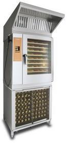 RM Gastro Piec piekarniczy Retigo 8-półkowy o wymiarach [cm]: 93,4 x 102 x 81 00