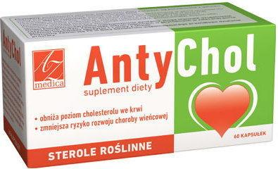 A-Z Medica AntyChol 60 szt.