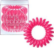 InvisiBobble Zestaw gumki do Włosów Pinking Of You - Mocny Róż