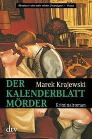 Krajewski Marek DER KALENDERBLATT MORDER