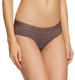 Calvin Klein Bielizna underwear ICON - hipster dla kobiet, kolor: br?zowy, rozmiar: 38 (M)