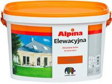 Alpina Farba elewacyjna ceglasta 2 5 l