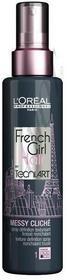 Loreal French Girl Hair Messy Cliche   Spray teksturyzujacy dający efekt potarganych włosów 150ml
