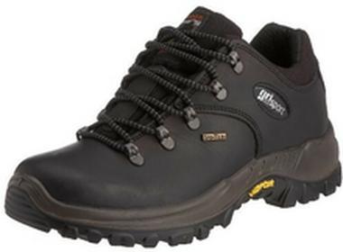 Grisport Dartmoor, buty trekkingowe dla dorosłych uniseks, kolor: czarny (czarny), rozmiar: 46 B002IIEBMA