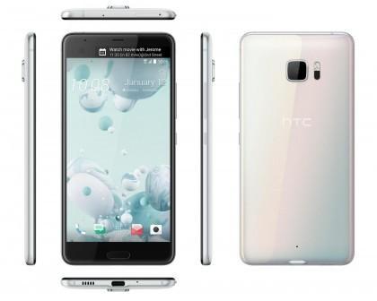 HTC U Ultra 64GB Biały