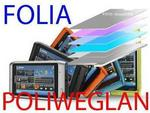 Folia ochronna POLIWĘGLANOWA na Wyświetlacz LCD do Prestigio 5400 DUO PAP5400