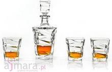 Bohemia Zestaw do whisky Zig Zag 1+6 Jihlava