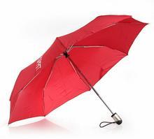 Esprit Parasolka damska składana - Czerwony 52503a