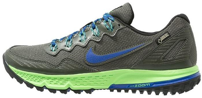brand new 455f0 f2585 Nike Air Zoom Wildhorse 3 GTX 805569-300 oliwkowy