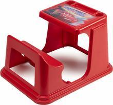 Stolik dziecięcy z krzesełkiem 2w1 - Cars; 04191