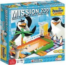 Cobi Pingwiny z Madagaskaru Misja ZOO 26180