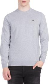 Lacoste Sweter Szary L 30
